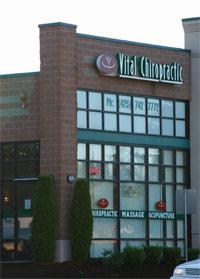 Vital Chiropractic Lynnwood Chiropractor