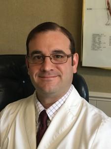 Photo of Dr. Benjamin