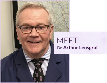 Meet Dr. Arthur