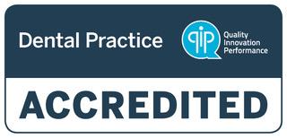 QIP - DEN Accredited Symbol
