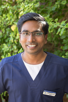 Dentist Mandurah Dr Srinivas Bhandari