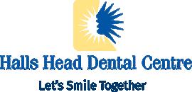 halls head dental logo