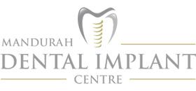 mandurah dental implant center logo
