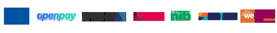associate logos