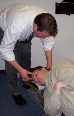 NUCCA Spinal Correction