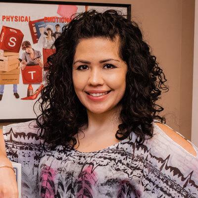 Lorena Robles, Patient Care Assistant