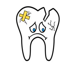 Treatment for cavity teeth