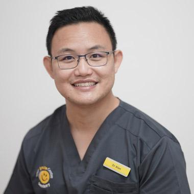 dr alan truong, dentist