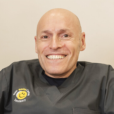 Dr Frank Papadopoulos, dentist Inner West Sydney