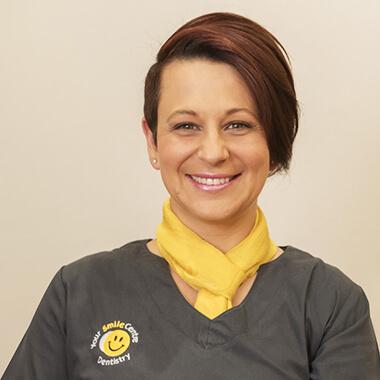 Dr Gabriela Cvejoska, dentist Inner West Sydney