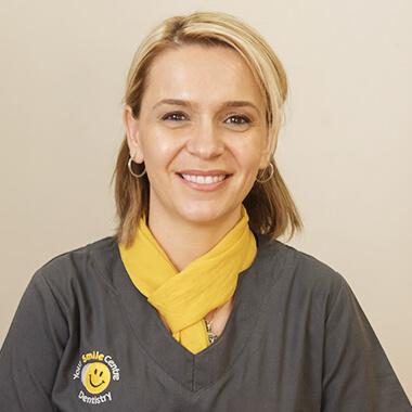 Dr Gordana Stevans, dentist Inner West Sydney