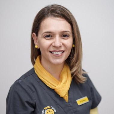 Dr gordana stevans, Dentist