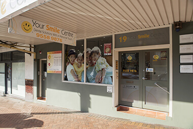 dentist Inner West Sydney