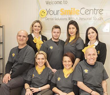 Your Smile Centre team dentists Inner West Sydney