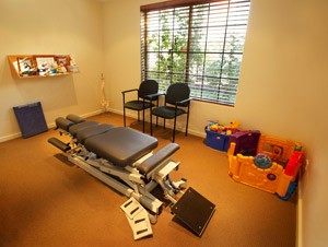 At Leeming Chiropractic Centre, we have Rooms designed for your whole family.