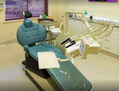 Dentist Chair at Dentist Perth