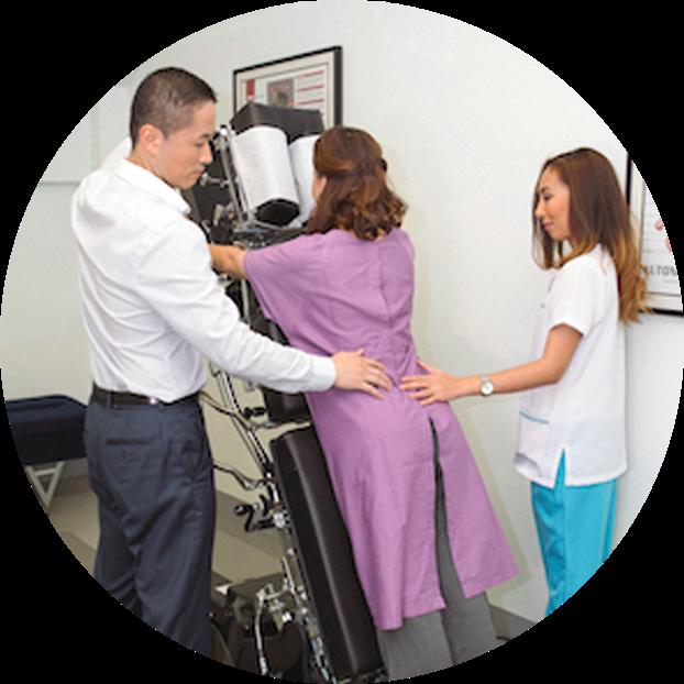 gonstead chiropractor