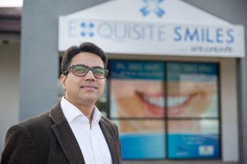 Dentist Warner Dr Rajeev Bhandare