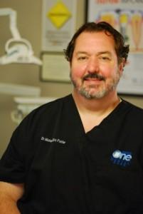 Lawrenceville dentist, Dr. Eric Foster