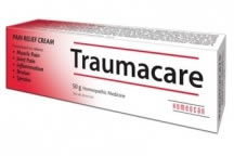 Chiropractor Surrey Traumacare Cream