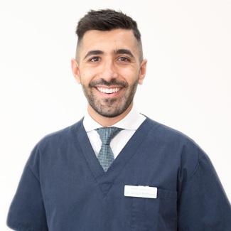 Dr David Bashout, Dentist