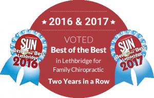 Lethbridge chiropractor