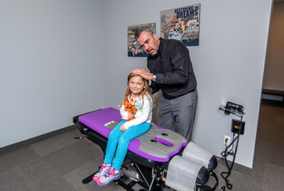 Lethbridge pediatric chiropractic