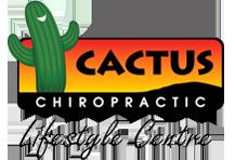 Cactus Chiropractic logo - Home