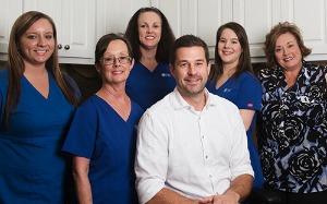 dentist greenville team