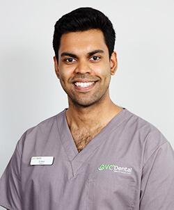 dr nicholas liyanage