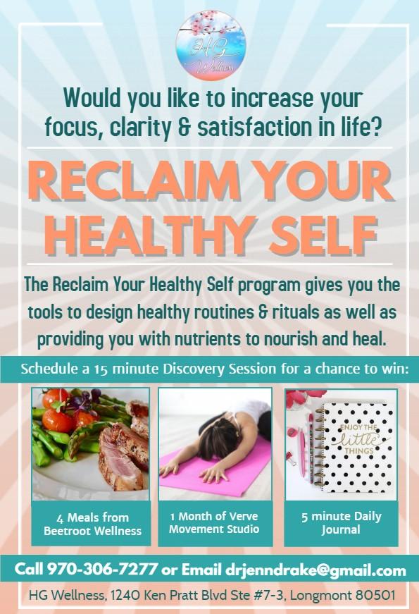 Reclaim Your Healthy Self