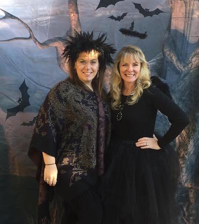 Halloween event at Van Every Chiropractic in Royal Oak