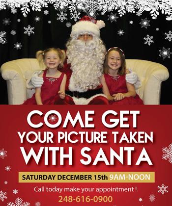 Santa Poster - event-2018