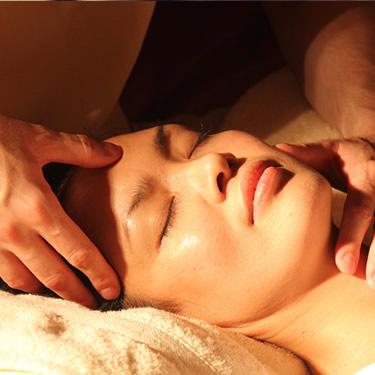 cranial sacral work