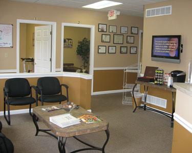 Dr. Scott M. Pint  reception area