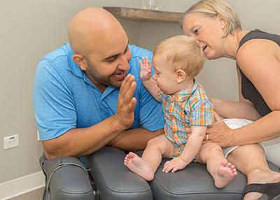 La Grange Pediatric Chiropractor Vic Manzo