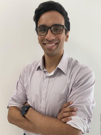Dentist Corrimal, Dr Kanishko Das