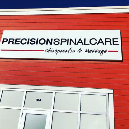 Precision Spinal Care exterior