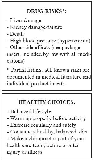 Drug Risks