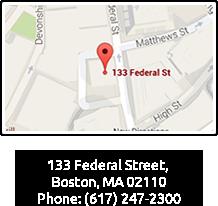 Downtown Boston MA Chiropractor