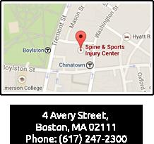 Boston MA Chiropractor