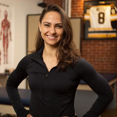 Chiropractor Back Bay Boston, Dr. Sara Gagne