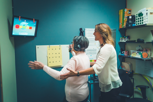 SW Calgary Interactive Metronome at Oak Bay Family Chiropractic Centre