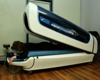 Chiropractor Ottawa Aqua Massage