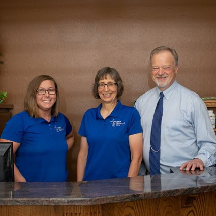 Morris Chiropractic Clinic team