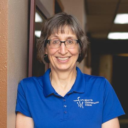 Health Coach and Office Manger, Julie Monroe
