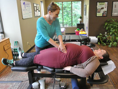 pregnancy chiropractor Lake Oswego
