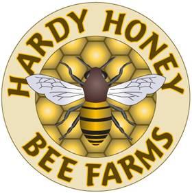 Hardy Honey Bee Farms logo