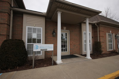 Bence Chiropractic Wellness Center exterior