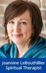 Spiritual Therapist Toronto Jeannine Lebouthillier
